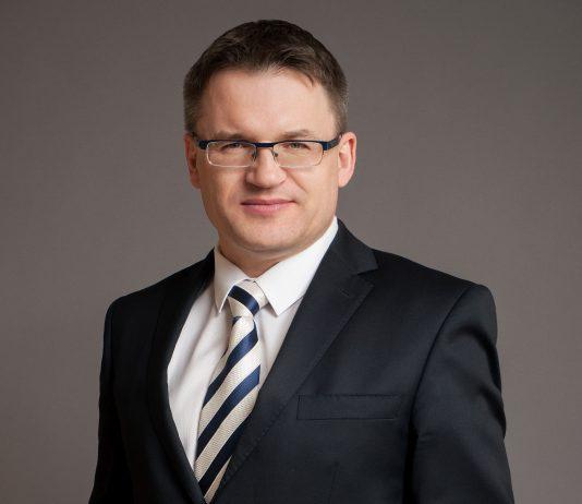 Paweł Śliwiński, prezes INC