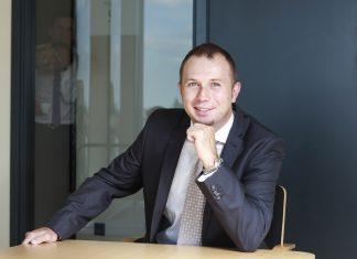 Przemysław Błaszkiewicz, senior associate w Dziale Powierzchni Biurowych Colliers International