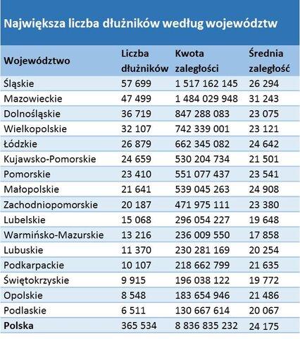 Seniorzy nadrobili zaległości i mają ich już ponad 8,8 mld zł 5