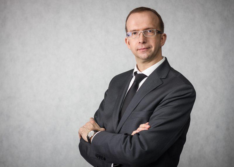 Tomasz Skrzypek, Starszy Konsultant, BNP Paribas Real Estate Poland