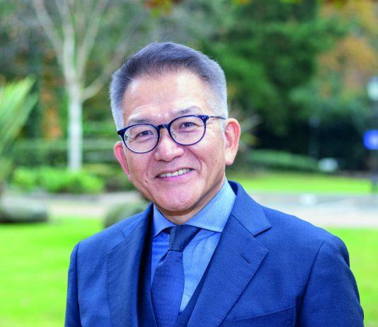 Tsukasa Takasawa – dyrektor zarządzający OKI Europe