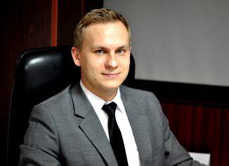 Arkadiusz Drążek, dyrektor handlowy w firmie Brześć