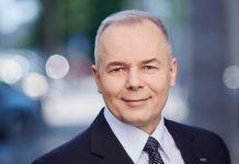 Bogusław Białowąs, prezes Banku Ochrony Środowiska