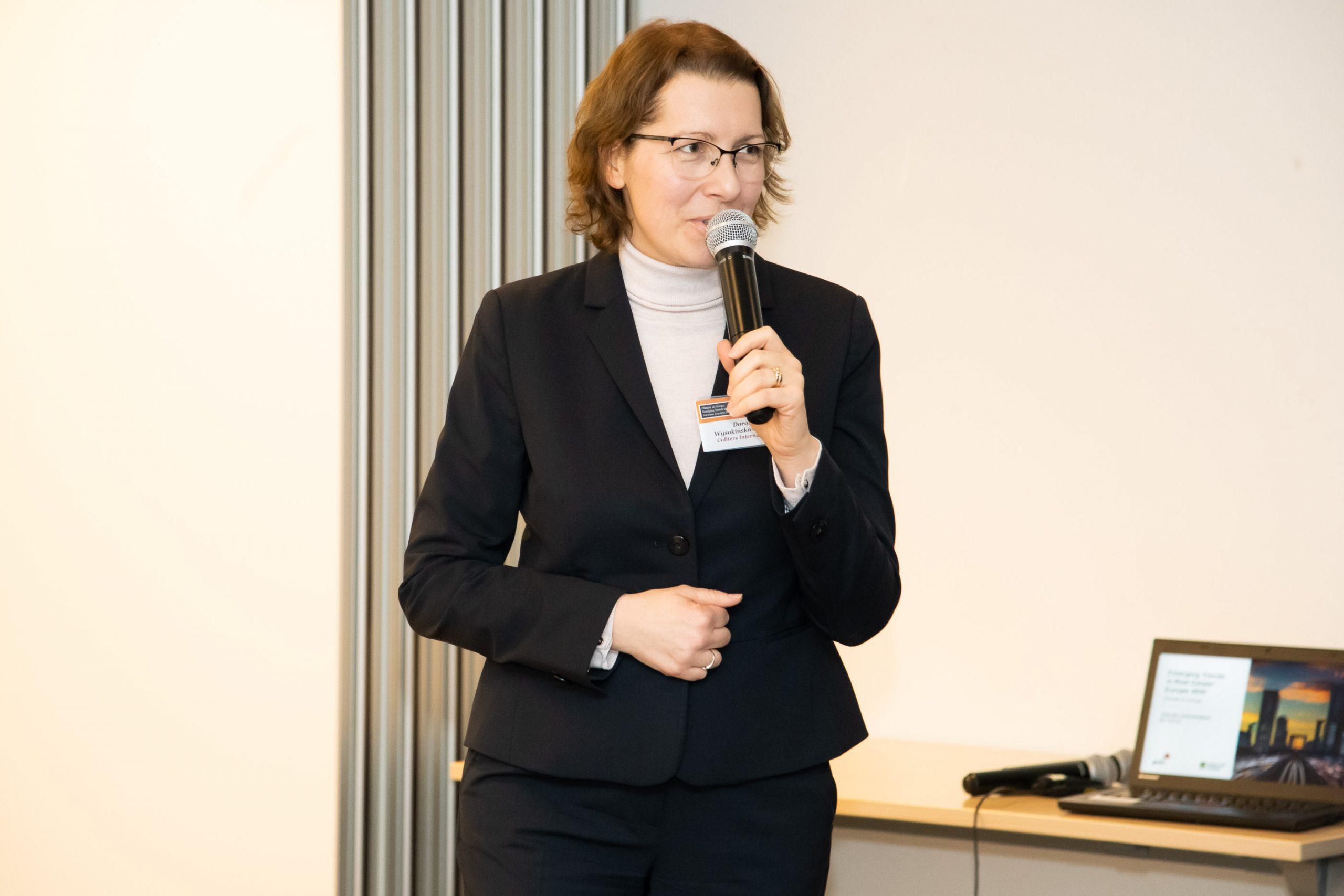 Dorota Wysokińska-Kuzdra, ULI Poland Chair