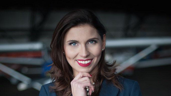 Katarzyna Richter, międzynarodowy specjalista w zakresie HR i psychologii międzykulturowej
