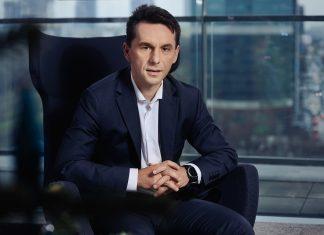 Michał Strzyczkowski, członek Zarządu firmy Diebold Nixdorf w Polsce