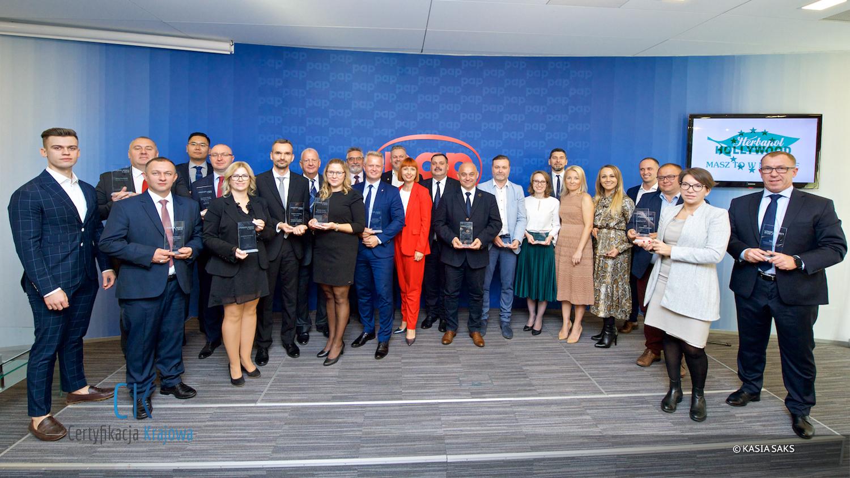 Poznaliśmy laureatów kolejnej edycji Programu Firma Roku! (2)
