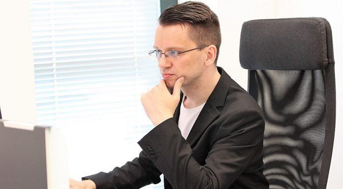 Sergiusz Diundyk, ekspert ds. nowych technologii oraz automatyzacji procesów w branży IT
