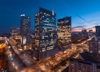 Warsaw Financial Center (1)