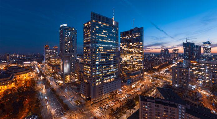 Warsaw Financial Center (1)