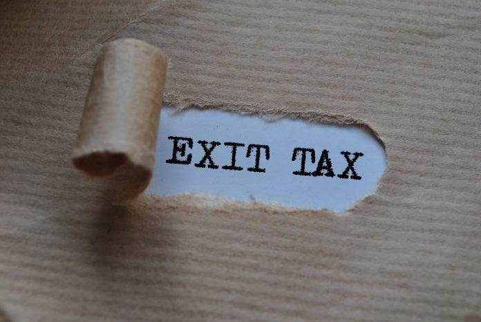 exit tax