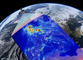 satelita kosmos fot. ESA, Sentinel5P