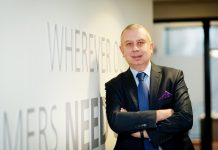 Piotr Okurowski, Dyrektor Zarządzający DHL Supply Chain w Polsce