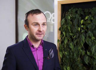 Aleksander Rzepecki, menedżer do spraw pojazdów elektrycznych w Mercedes-Benz Polska