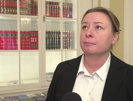 Aleksandra Bukała, dyrektor Departamentu Strategii iWspółpracy Międzynarodowej wPolskiej Agencji Kosmicznej