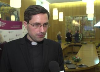 ks. Wojciech Sadłoń, dyrektor Instytutu Statystyki Kościoła Katolickiego