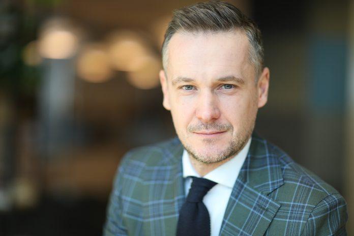 Emil Domeracki, dyrektor Działu Gruntów Inwestycyjnych w Colliers International