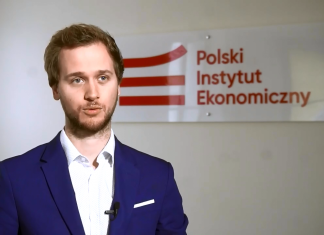 Jakub Sawulski, kierownik zespołu makroekonomii w Polskim Instytucie Ekonomicznym
