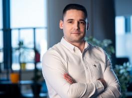 Krzyszfof Pulkiewicz, CEO banqUP