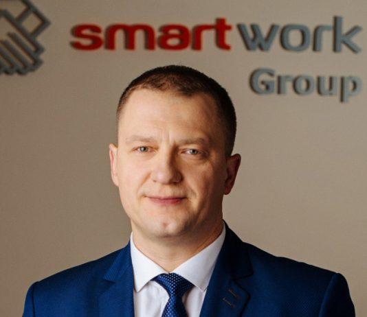 Mariusz Hoszowski – Prezes firmy Smart Work