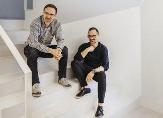 Paweł Szczepak i Artur Szczepaniak – współzałożyciele pracowni AP Szczepaniak