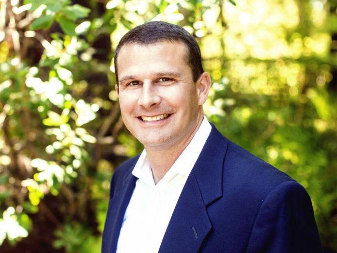 Rob Johnson, dyrektor generalny Vertiv