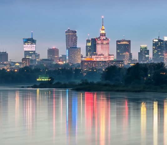 Warszawa fot Walter Herz