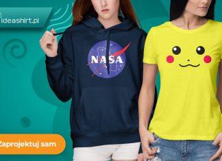 koszulki z nadrukiem ideashirt