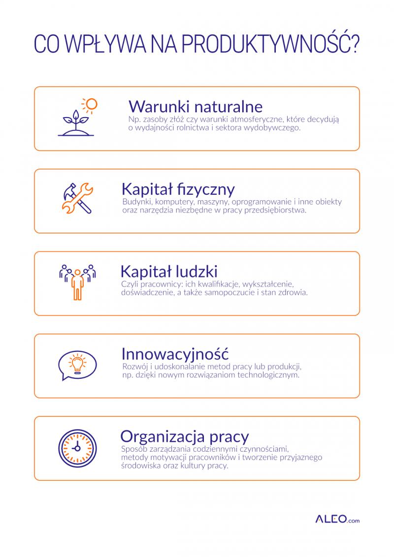 Aleo_produktywnosc_co_wplywa