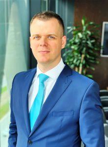 Andrzej Szymczyk – Hospitality Associate Director w Walter Herz