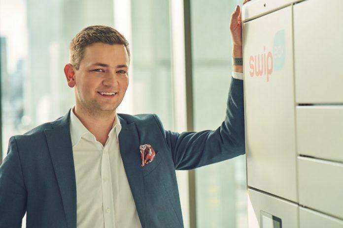 Michał Czechowski, Dyrektor zarządzający SwipBox Polska