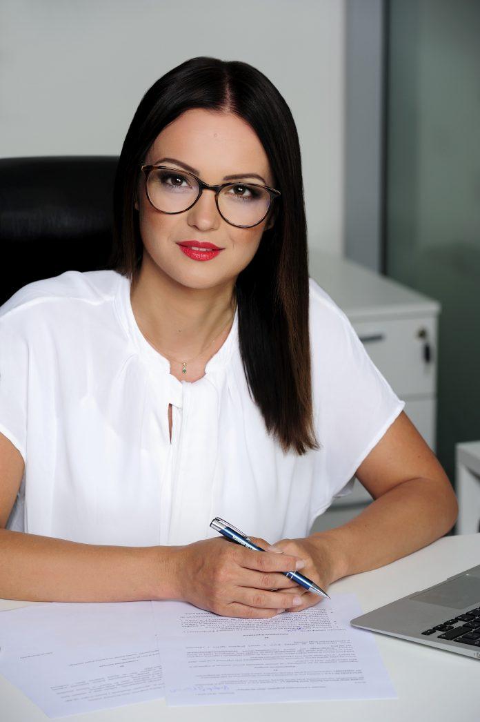 Patrycja Liniewicz, Managing Director International Recruitment w OTTO Work Force