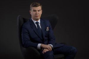 Piotr Fijołek, Senior Partner w Griffin Real Estate