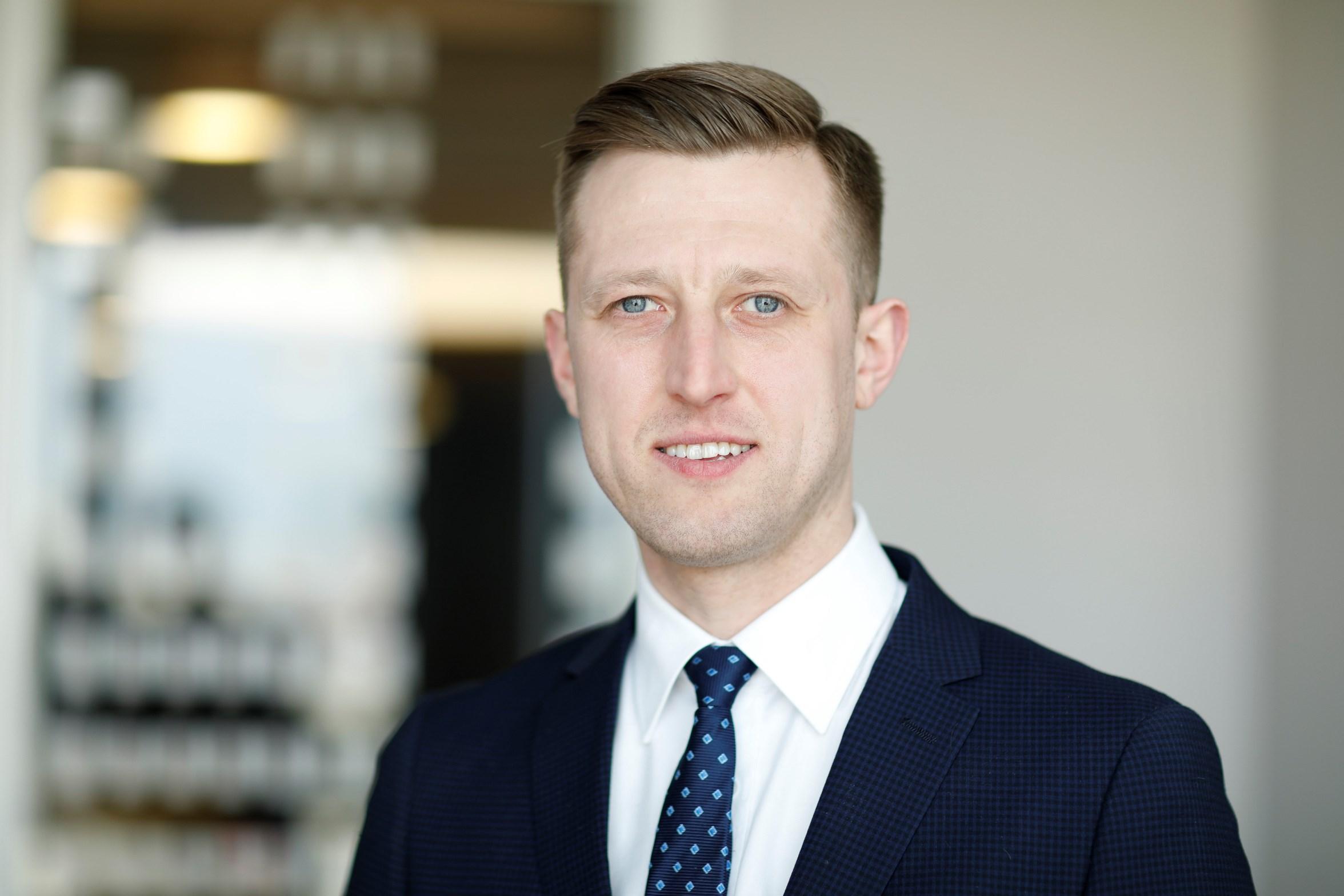 Andrzej Szczepanik, ekspert z łódzkiego biura Colliers International
