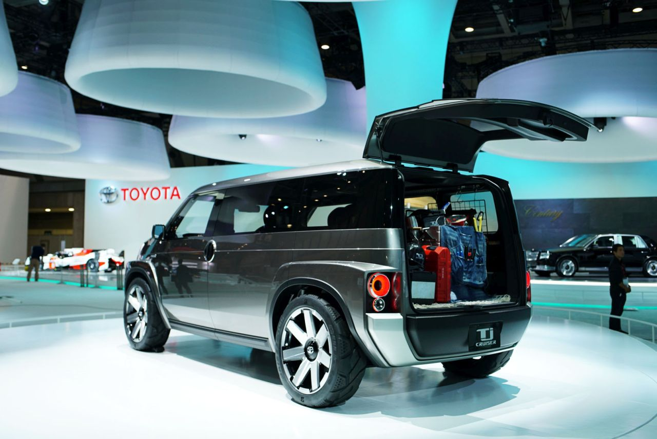 Toyota TJ Cruiser (1)