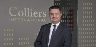 Marcin Włodarczyk, dyrektor regionalny Colliers International w Łodzi