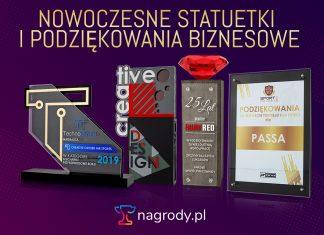 Statuetki i certyfikaty biznesowe na zamówienie