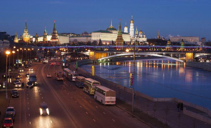 moskwa kreml