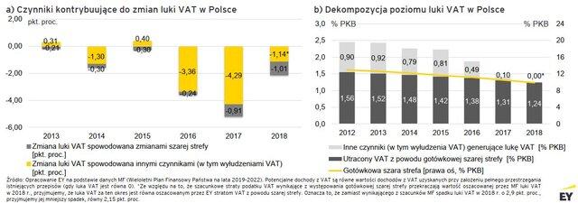 szara strefa w Polsce 2018