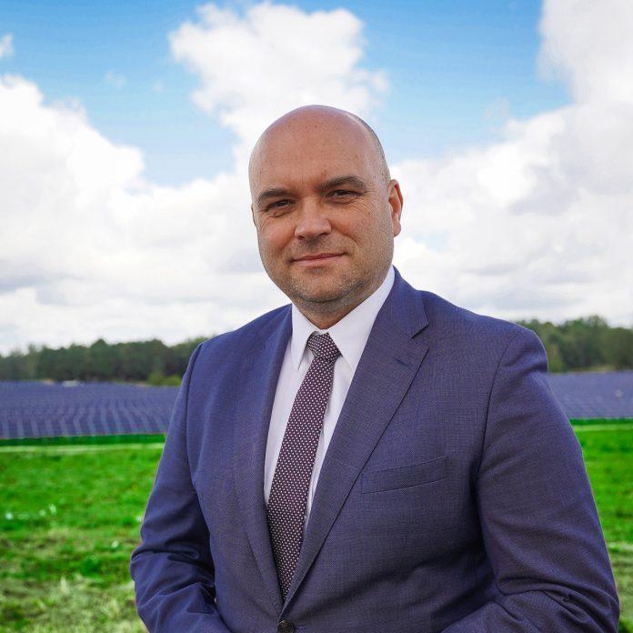 Albert Gryszczuk – Krajowa Izba Klastrów Energii