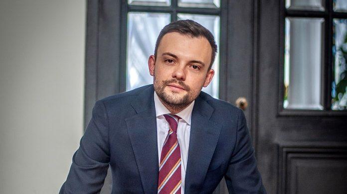 Dr Radosław Sierpiński, pełniący obowiązki prezesa Agencja Badań Medycznych. Źródło ABM