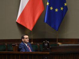 Mateusz Morawiecki Sejm
