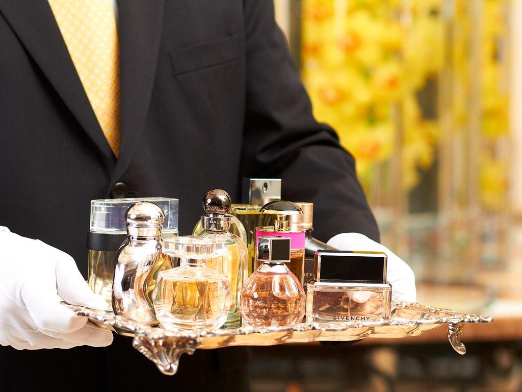 Perfume butler-rosewood-hotels