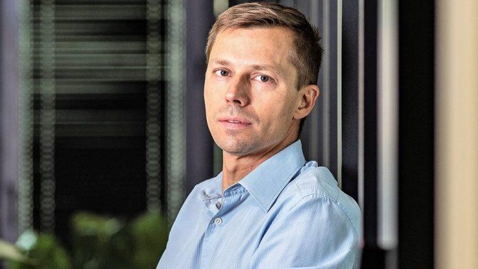 Sebastian Starzyński, prezes zarządu TakeTask