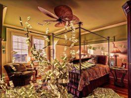 dolar pieniądze