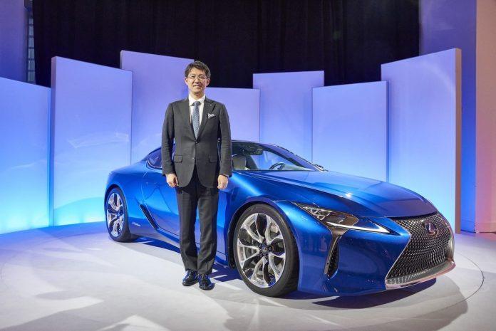 Koji Sato, nowy prezydent Lexus International