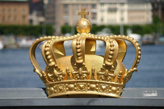 szwecja korona