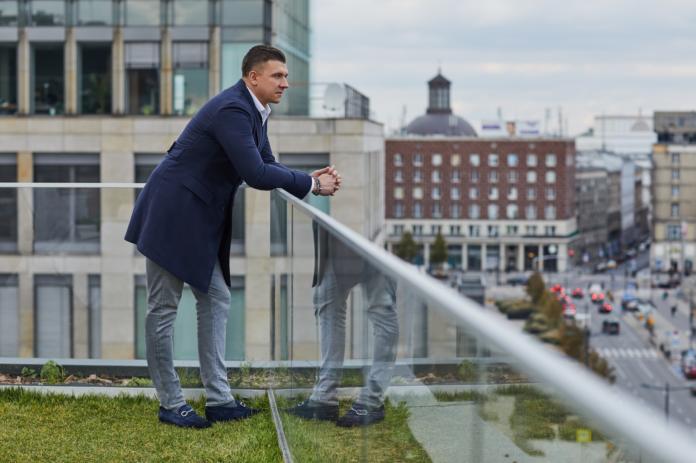 Bartosz Tomczyk – przewodniczący rady nadzorczej Provema