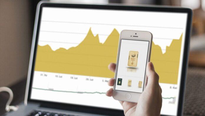 [DEPESZA] Ceny złota najwyższe od sześciu lat. Im większy kryzys w gospodarce, tym większy popyt na ten surowiec