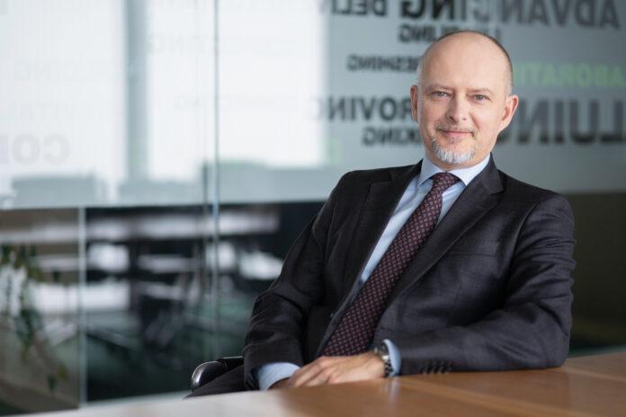 Daniel Bienias MRICS, Dyrektor Zarządzający CBRE